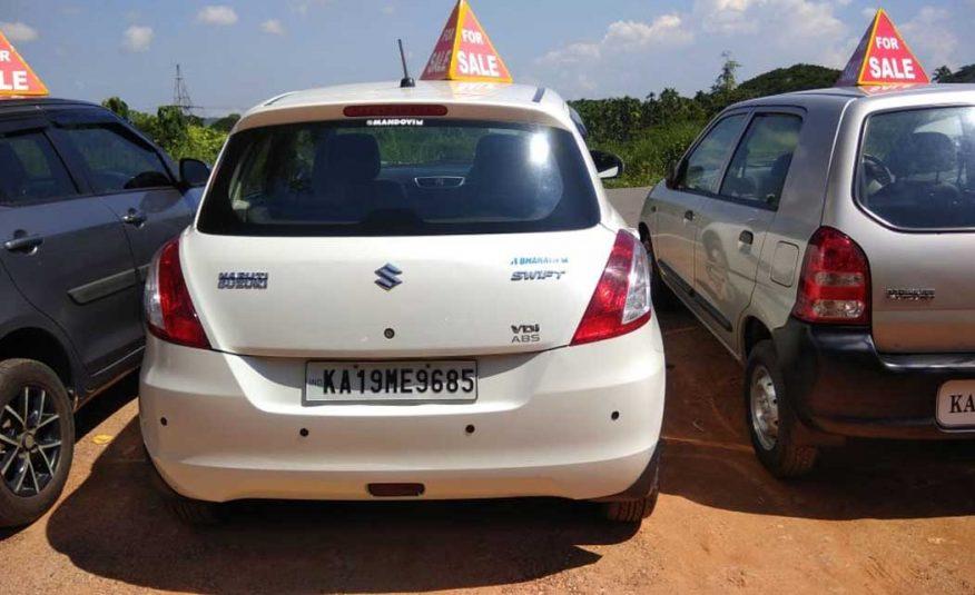 Maruti Suzuki Swift VDi BS IV