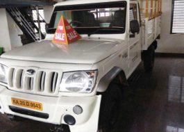 Mahindra Bolero Pickup 2WD