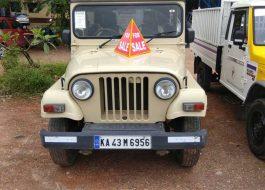 Mahindra Thar DI 2WD BS IV