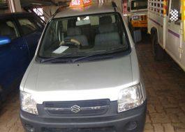 Maruti Suzuki Wagon R LXI BS IV